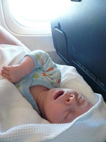 Qué llevar a un viaje con bebés y niños: documentación