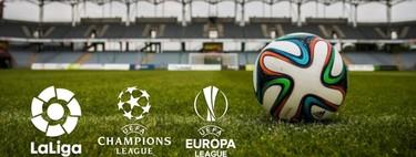 Dónde ver el fútbol online esta temporada 2019/2020