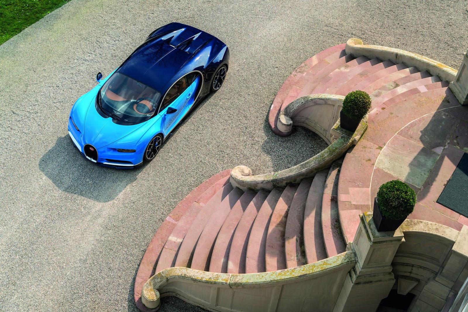 Foto de Bugatti Chiron (35/60)