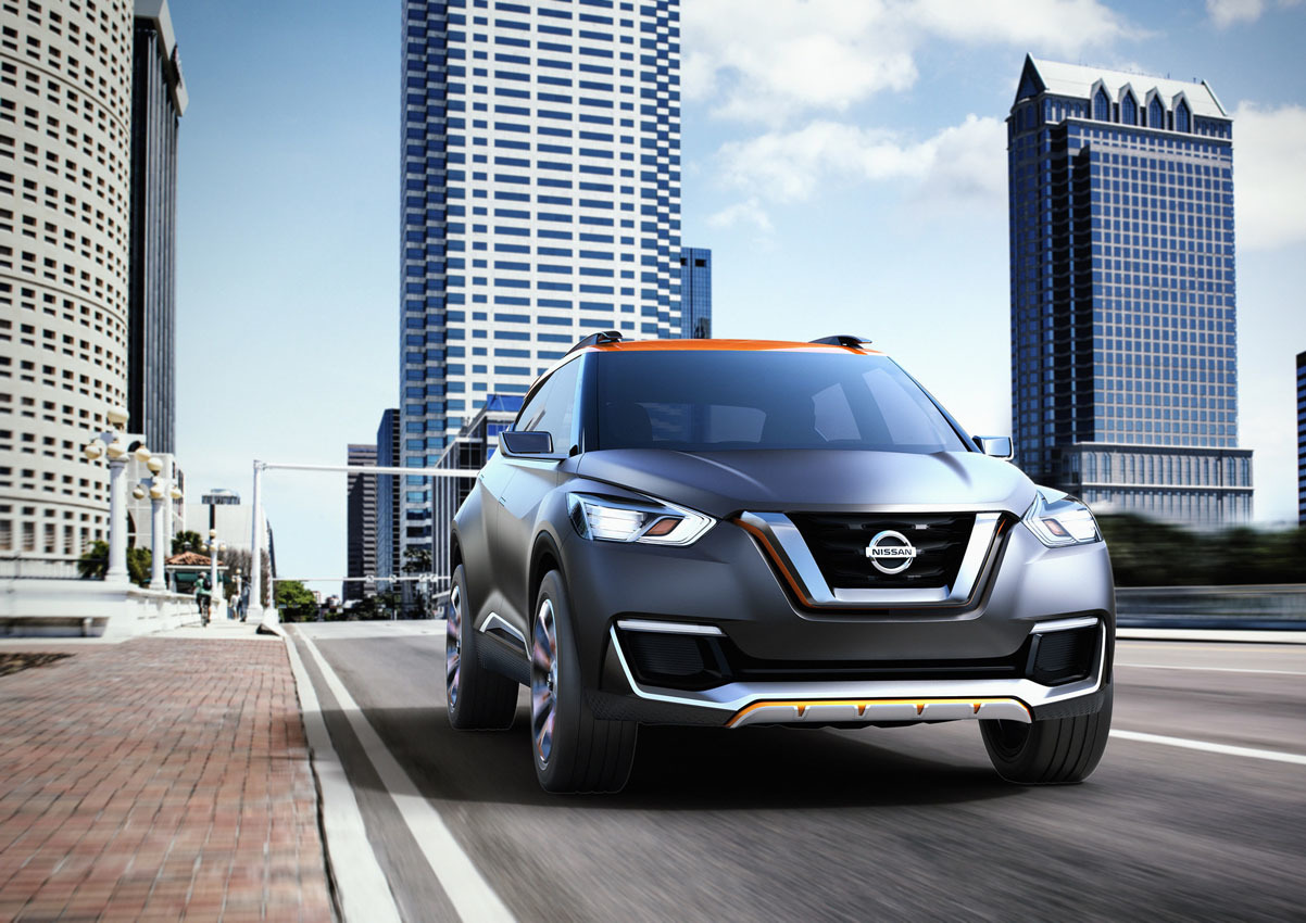 Foto de Nissan Kicks Concept (8/26)