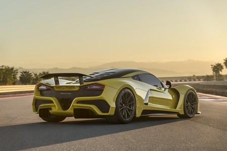 Hennessey ya hizo pruebas en las que el motor del Venom F5 superó los 2,000 hp