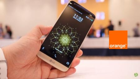 Precios LG G5 con Orange y comparativa con Movistar, Vodafone, Yoigo y Amena