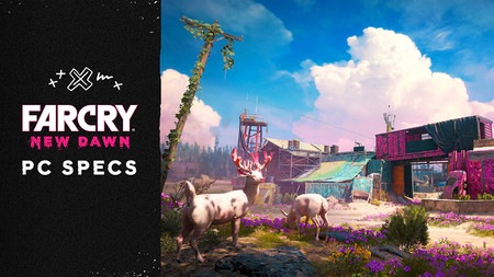 Aquí tienes los requisitos mínimos, recomendados y 4K para jugar a Far Cry New Dawn en PC