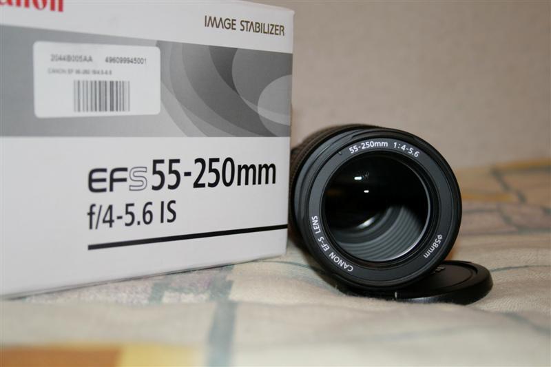 Foto de Canon EF-S 55-250mm f/4-5.6 IS (25/29)