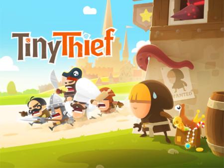 Tiny Thief: el pequeño ladrón se cuela en OS X de la mano de Steam