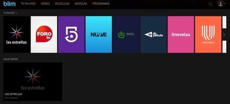 Blim agrega todos los canales de Televisa Network a su catálogo, 25 transmisiones en vivo por internet por 109 pesos al mes