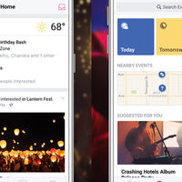 Facebook tiene una nueva app en Android, Events from Facebook