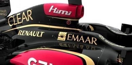 Lotus da la bienvenida a un nuevo patrocinador