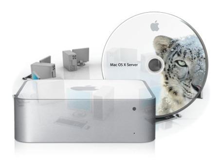 Comparación del Mac Mini Server con otros servidores