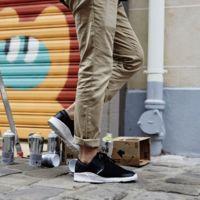 Cuando los skaters no están patinando: sneakers Noiz de Supra