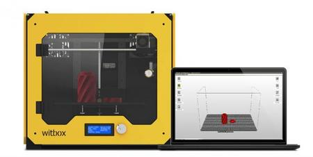 La impresora 3D Witbox de bq ya es totalmente Open Source, enhorabuena Makers
