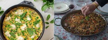 Paseo por la gastronomía de la red: recetas muy apetecibles con verduras para volver a la rutina sin sufrir