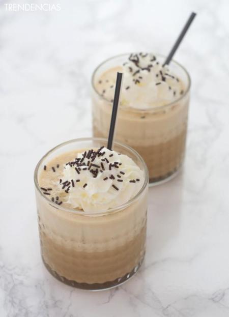 Café bombón helado, el Frappuccino español