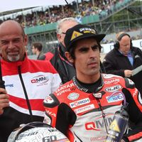 Julito Simón vuelve a Moto2 para pilotar la Kalex del lesionado Iker Lecuona