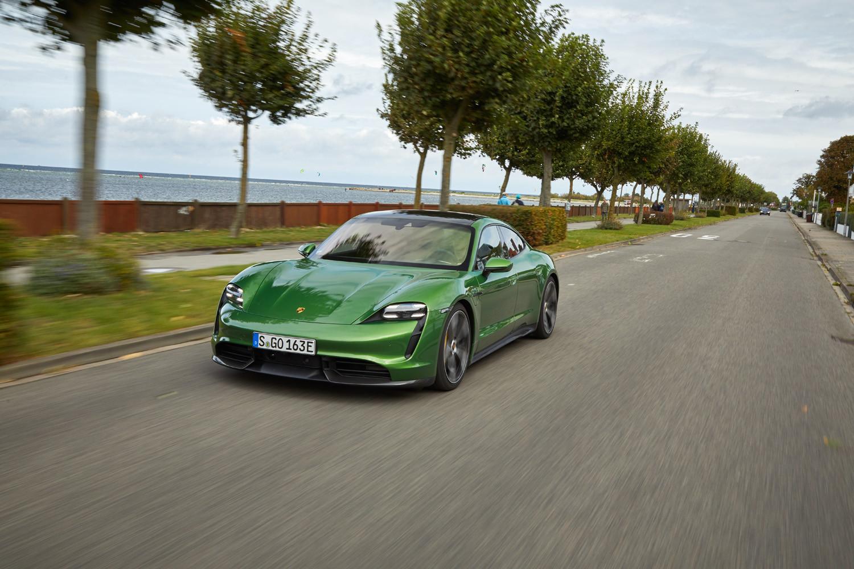 Foto de Porsche Taycan prueba contacto (208/275)