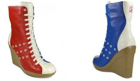 Adidas JS Boot Bowling de Jeremy Scott