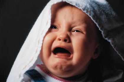Nuevo estudio sobre las expresiones gestuales de los bebés