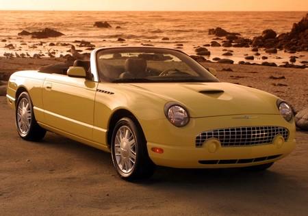 Ford Thunderbird 2002 1280 04