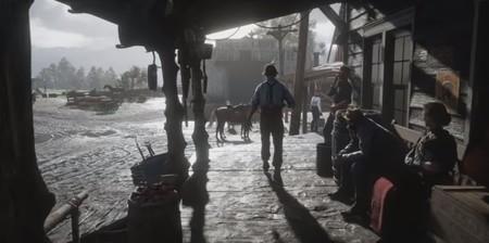 El mimo por el detalle en Red Dead Redemption 2 alcanza cotas inimaginables con sus NPC