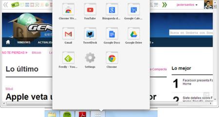 Chrome aplicaciones