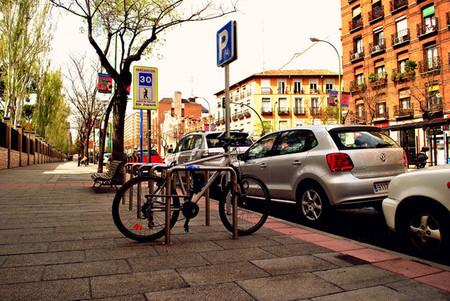 Aparcamiento para bicicletas Madrid