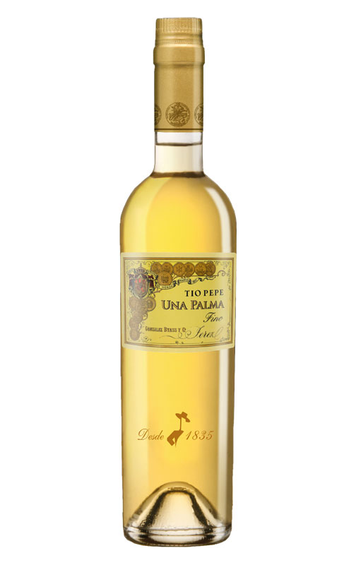 Fino Una Palma. DO Jerez