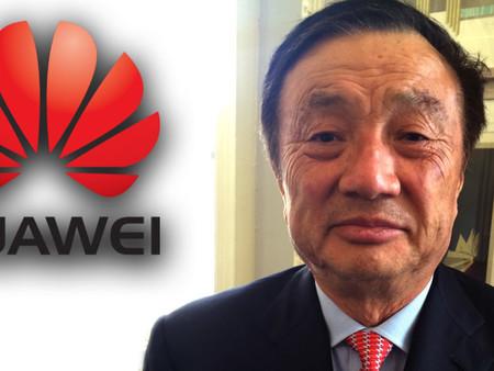 Ren Zhengfei, CEO de Huawei