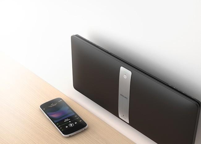 Philips Izzy Wireless Multiroom Music System Bm50 Image4