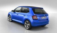 Škoda Fabia 2015: pasa a conocer su interior
