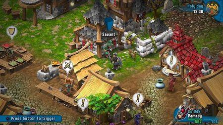 'Rainbow Moon', el colorido SRPG de los creadores de la saga 'Söldner-X', está a punto de caramelo en Playstation Network