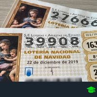 Lotería Navidad 2019: comprobar décimos premiados y números de la pedrea online y en el móvil