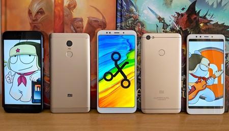 Nueve móviles Xiaomi que puedes comprar en amazon más baratos que en la web oficial