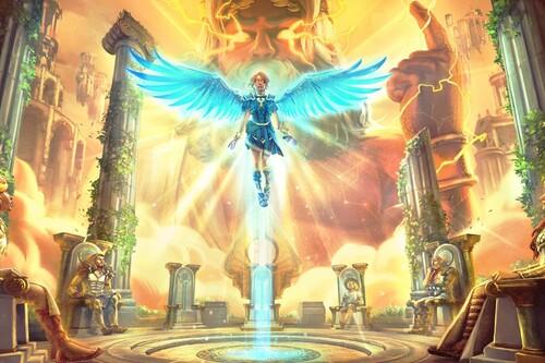 """Jugamos la expansión """"A New God"""" de 'Immortals Fenyx Rising': luchando para ser el nuevo dios del Olimpo"""