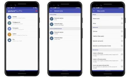 Gestureplus Android