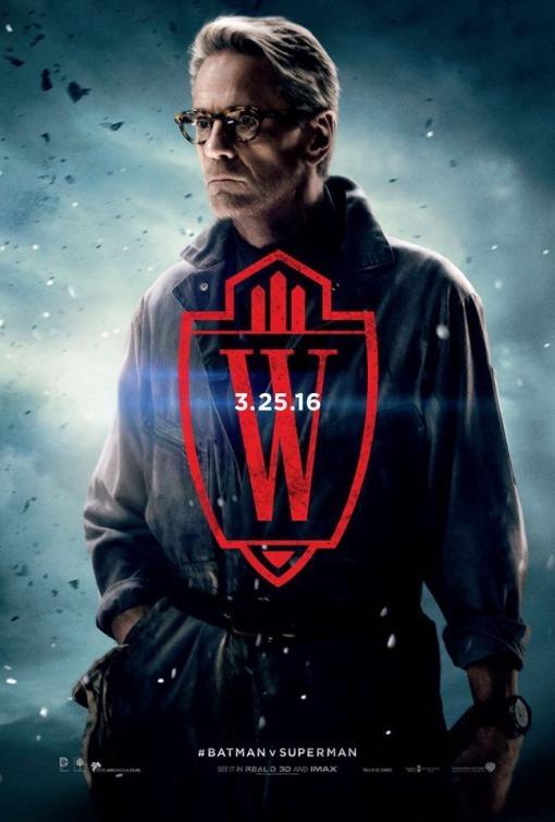 Foto de 'Batman v Superman: El amanecer de la justicia', carteles (9/14)