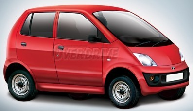 Más sobre el minicar de Tata