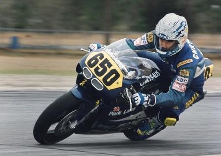 Dave Morris Daytona 1996