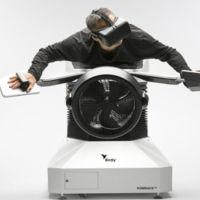 El sueño de volar está más cerca gracias a la realidad virtual con Birdly