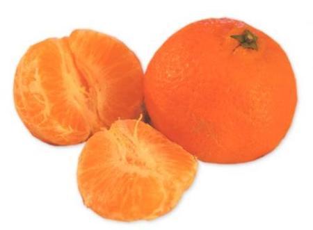 Castigada tres horas por no comerse una mandarina