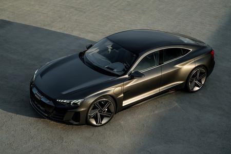 Audi E Tron Gt Concept 290
