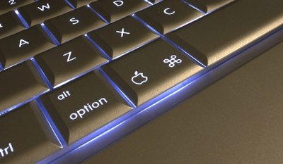 Genbeta responde: iluminación del teclado en un Macbook Pro con Ubuntu