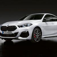 El BMW Serie 2 Gran Coupé se viste muy deportivo gracias a M Performance