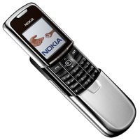 Nokia 8800, lujo y Sakamoto