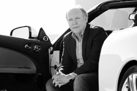 Ian Callum, Jaguar Design Director, ha sido nombrado Influencer en la red social LinkedIn