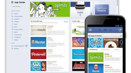 Facebook saca a la luz su tienda de aplicaciones, App Center