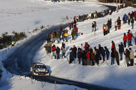 Mañana se podría confirmar el regreso del Rally de Monte Carlo al WRC
