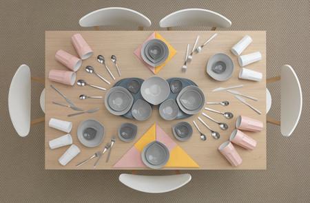 Las fotografías artísticas de Carl Kleiner con menaje de Ikea