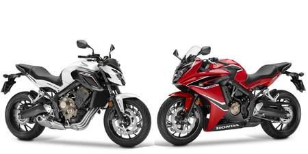 Polivalencia y versatilidad con y sin carenado, las Honda CBR650F y CB650F se renuevan