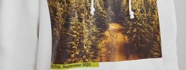 La naturaleza nos llama con las propuestas de camuflaje de Bershka para el otoño