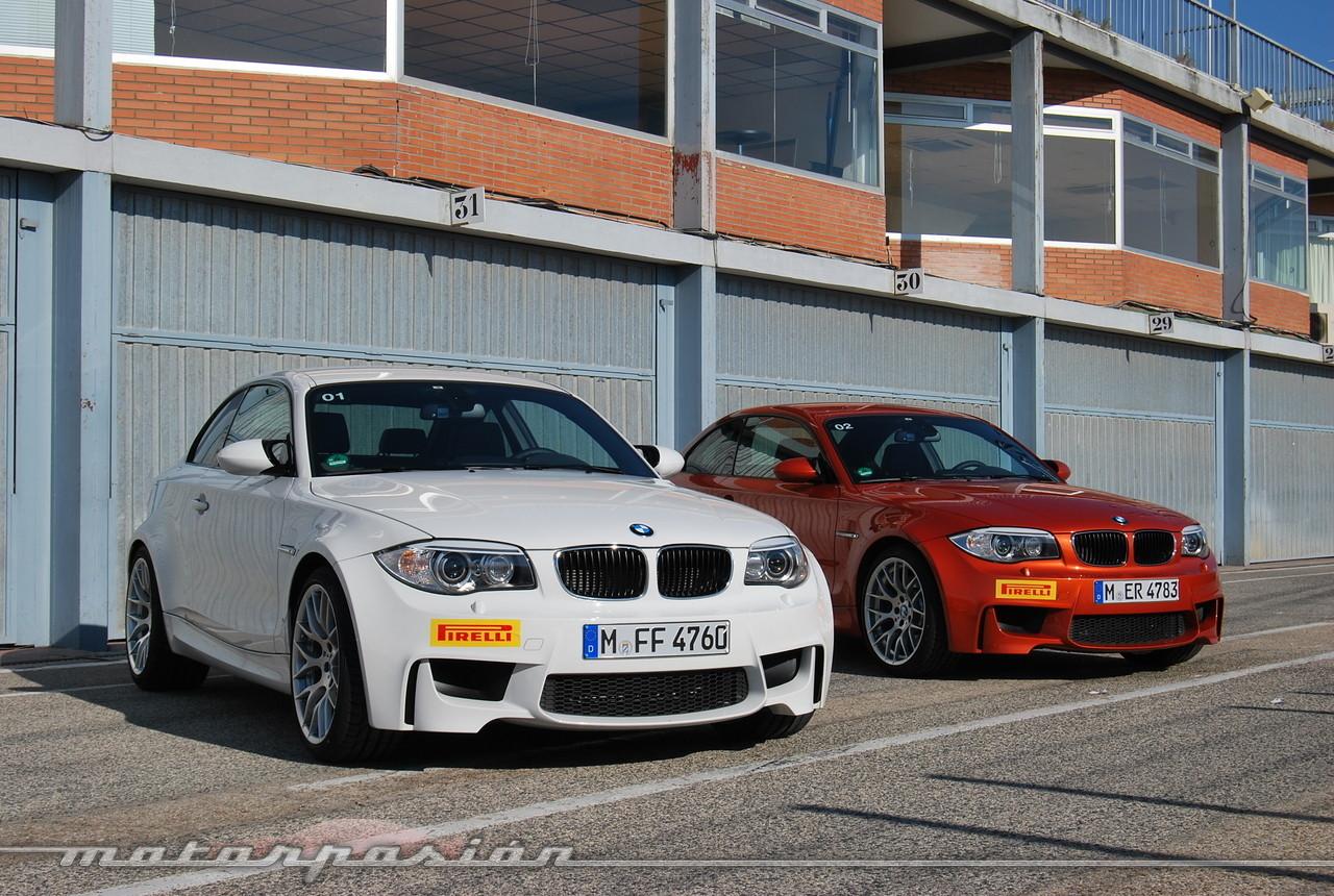 Foto de BMW Serie 1 M Coupé, M3 y X6 M en el Jarama (prueba) (1/28)